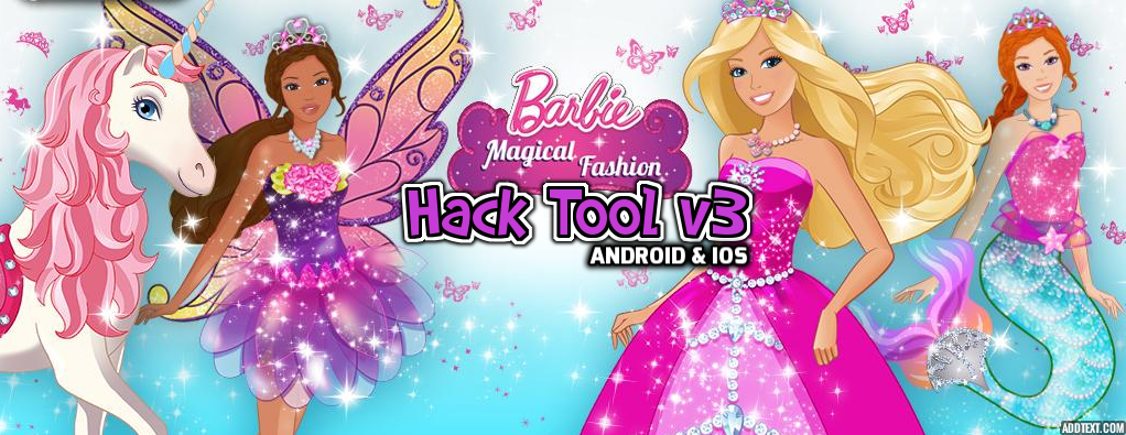 barbie Barbie Magical Fashion Hack for Android and IOS