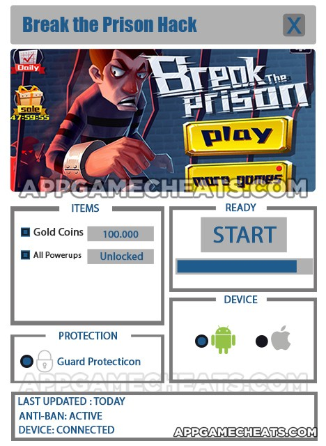 break-the-prison-cheats-hack-gold-coins-all-powerups