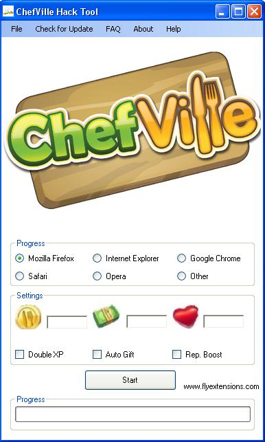 chefville hack tool download ChefVille Hack Tool Download
