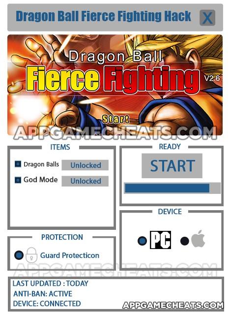 dragon-ball-fierce-fighting-cheats-hack-dragon-balls-god-mode