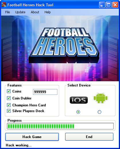 football heroes hack tool download Football Heroes Hack Tool Download