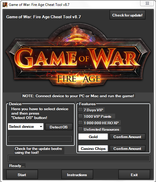 game of war fire age cheats hacks Telecharger Game of War Fire Age Hack [Android / IOS] – Comment Pirater Game of War Fire Age Triche