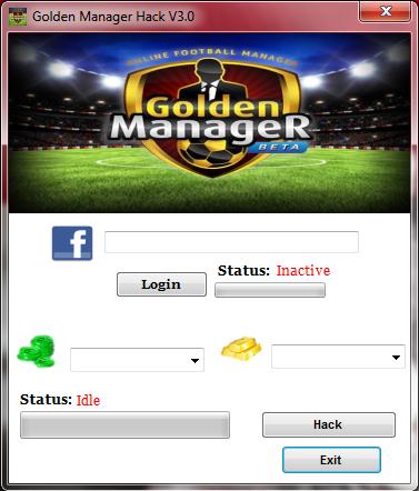 Golden Manager Hack Unlimited Gold