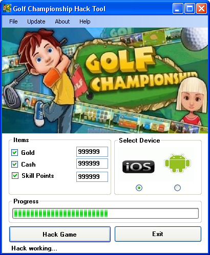 golf championship hack tool download Golf Championship Hack Tool Download