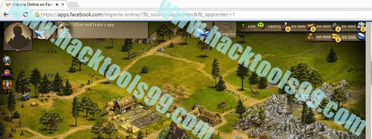 Imperia Online Hack Working Proof