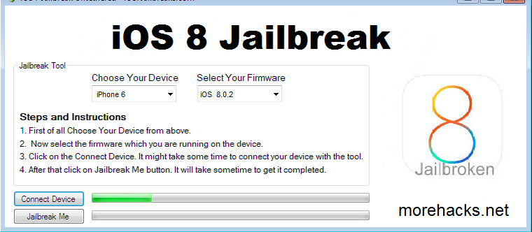 jailbreak ios 8 morehacks.net