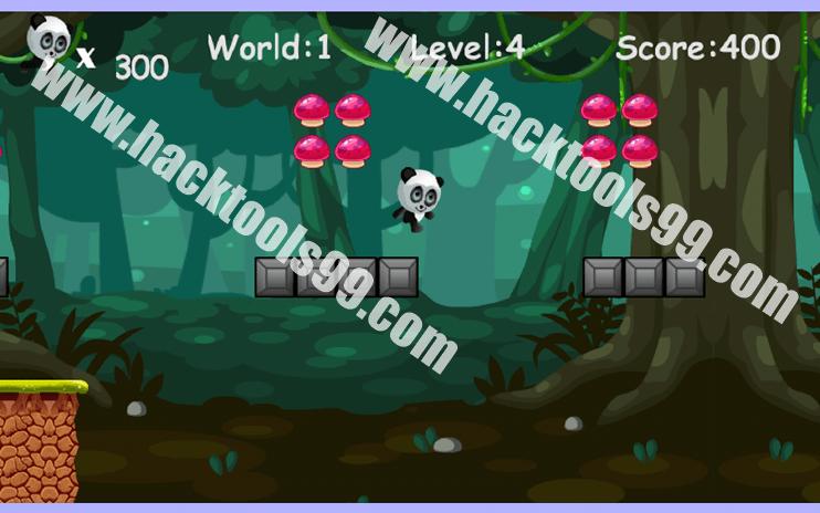 Jungle Panda Run Hack Working Proof