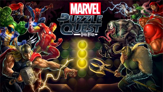 marvel puzzle quest dark reign header Marvel Puzzle Quest Hack Tool & Cheats – Marvel Puzzle Quest Crystals, Gold Coins and Energy