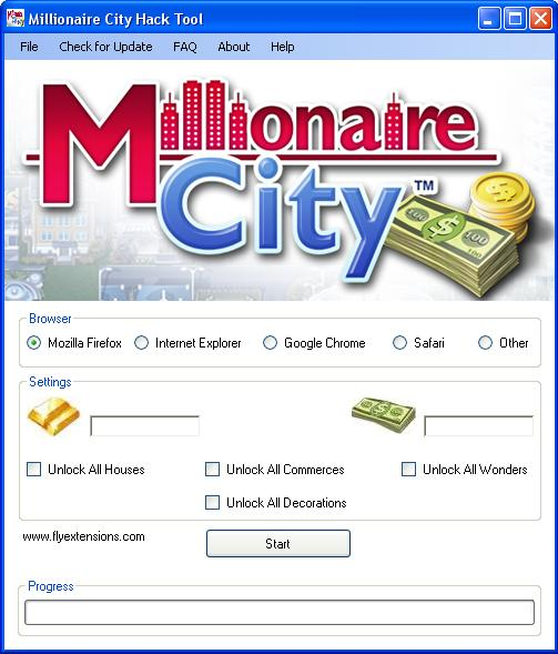 millionaire city hack tool download Millionaire City Hack Tool Download