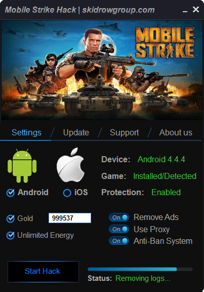 Mobile Strike Hack