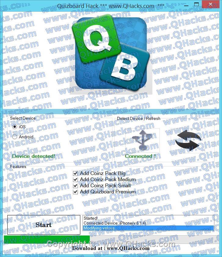 Quizboard hacks