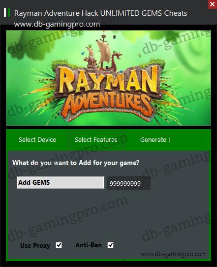 rayman-adventure-hack-unlimited-gems-cheats