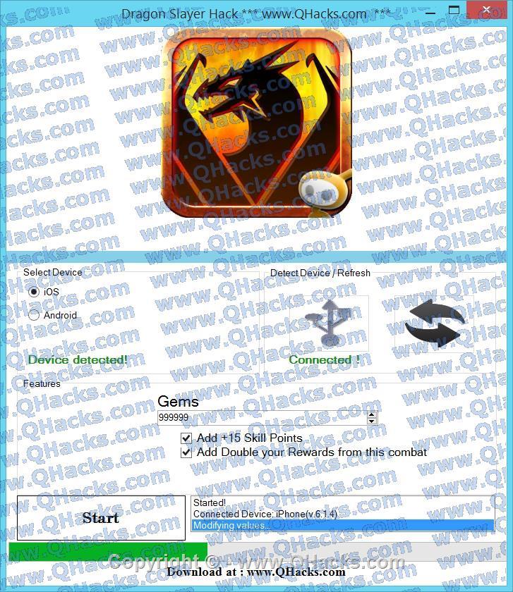 Dragon Slayer hacks