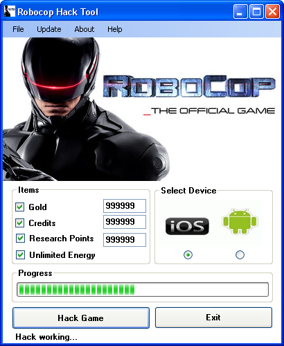 robocop hack tool download Robocop Hack Tool Download