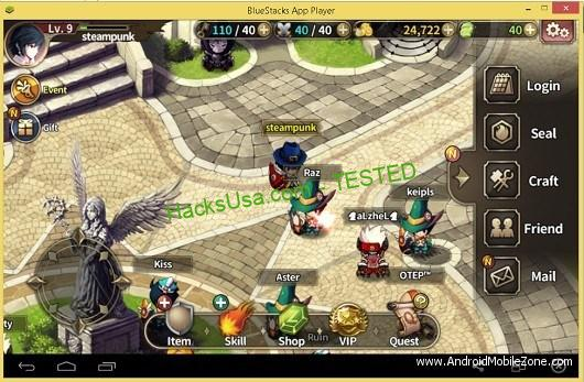 ZENONIA S Rifts In Time Hack v1.1 Unlimited Coins, Unlimited Gold