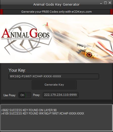 Animal Gods cd-key