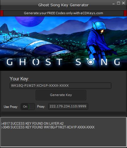 Ghost Song cd-key