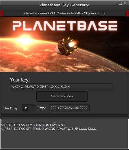 Planetbase cd-key
