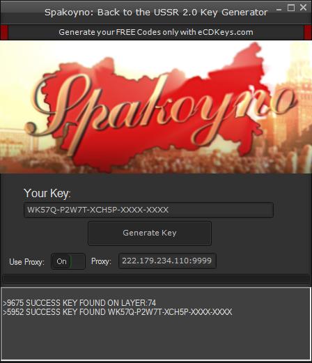 Spakoyno: Back to the USSR 2.0 cd-key