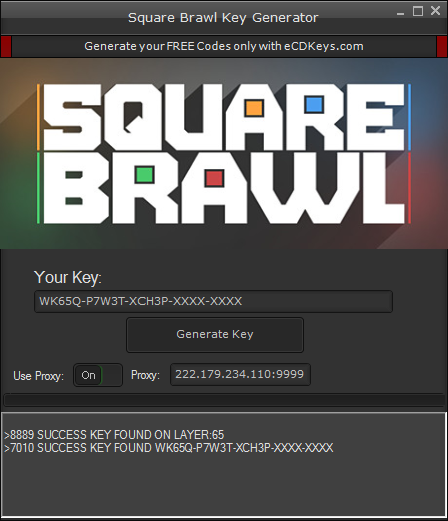 Square Brawl cd-key