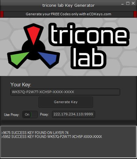 tricone lab cd-key