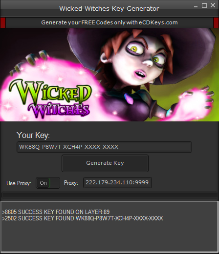 Wicked Witches cd-key