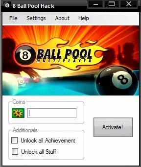 Hack 8 Ball Pool