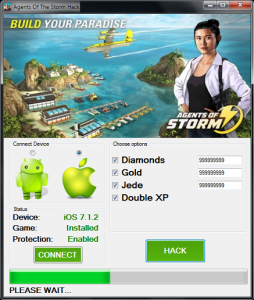 Agents Of The Storm Hack