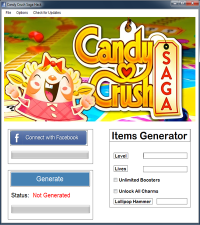 Candy Crush Saga Cheats, Tips and Hack