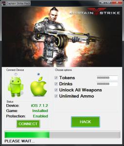 Captain Strike Hack