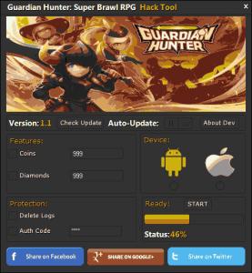 Guardian Hunter Hack
