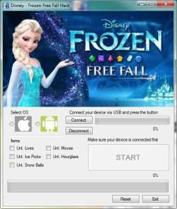 Frozen Free Fall Hack Tool