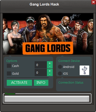 Gang Lords Hack