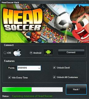 Head Soccer hack