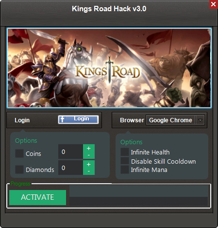 KingsRoad Hack