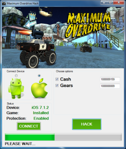 Maximum Overdrive Hack