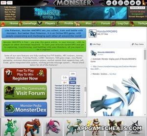 Monster MMORPG Hack for All Monsters & Unlimited HP Unlock 2