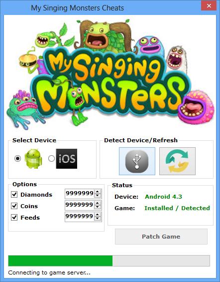 My Singing Monsters Hack