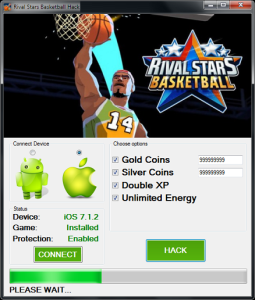 Rival Stars Basketball Hack