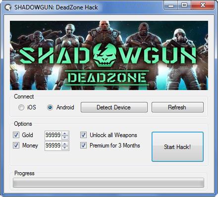 Shadowgun Deadzone Hack