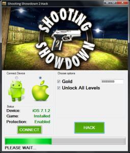 Shooting Showdown 2 Hack