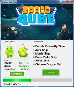 Space Qube Hack