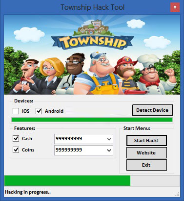 Township Hack