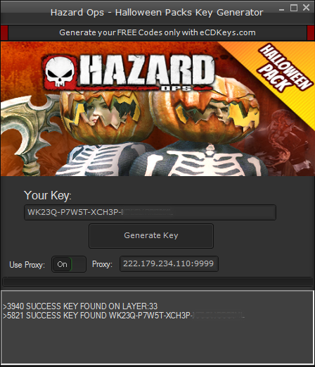 Hazard Ops - Halloween Pack cd-key
