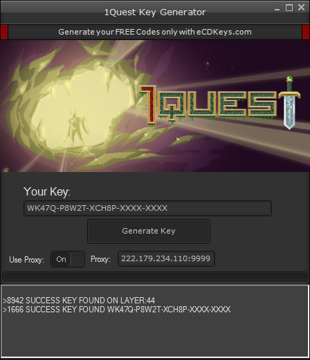 1Quest cd-key