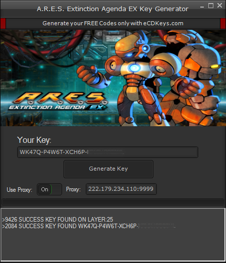A.R.E.S. Extinction Agenda EX cd-key
