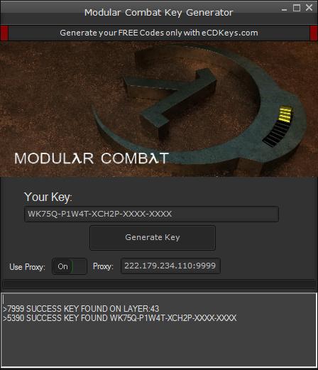 Modular Combat cd-key