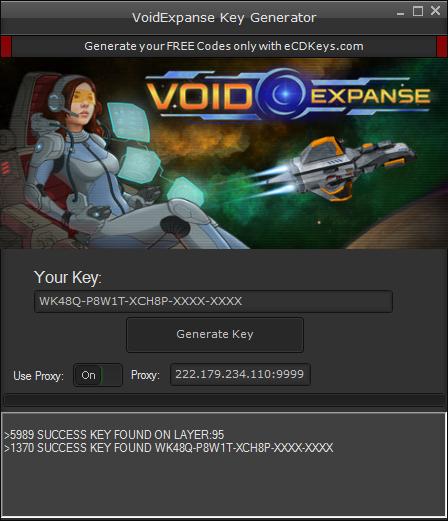 VoidExpanse cd-key