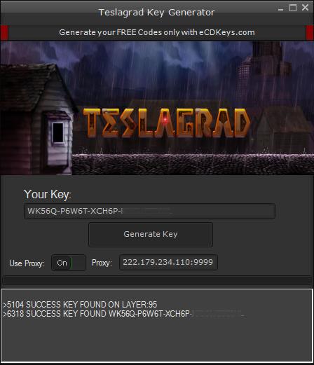 Teslagrad cd key