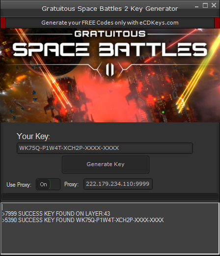 Gratuitous Space Battles 2 cd-key
